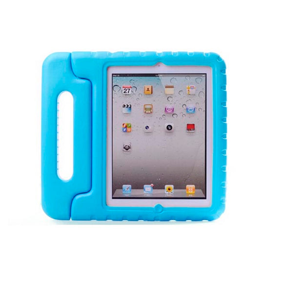 iPad 8 Kids Case - Blue