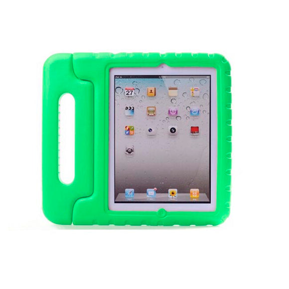 iPad 7 Kids Case - Green