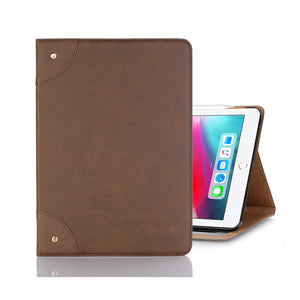 "iPad Pro 11"" Leather Case - Light Brown"