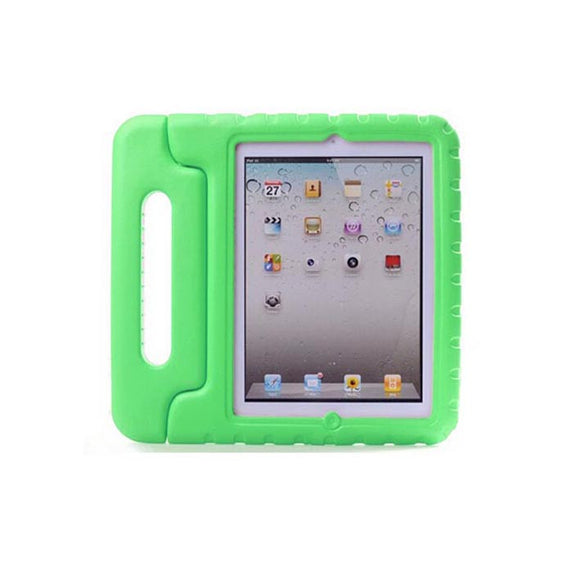 iPad Air 2 Kids Case - Green - Tangled - 1