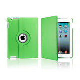 iPad 5 Rotatable Case - Green