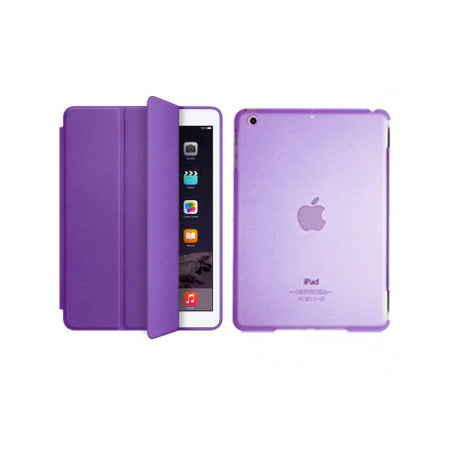 iPad Air 3 Smart Magnetic Case - Purple