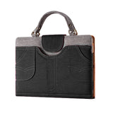 iPad Jeans Bag - Black