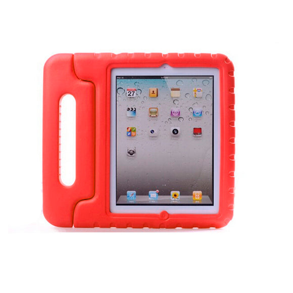 iPad 7 Kids Case - Red