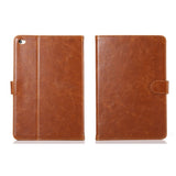 "iPad Pro 9.7"" Leather Case - Light Brown"