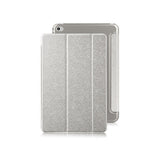 iPad 5 Smart Magnetic Case - Silver