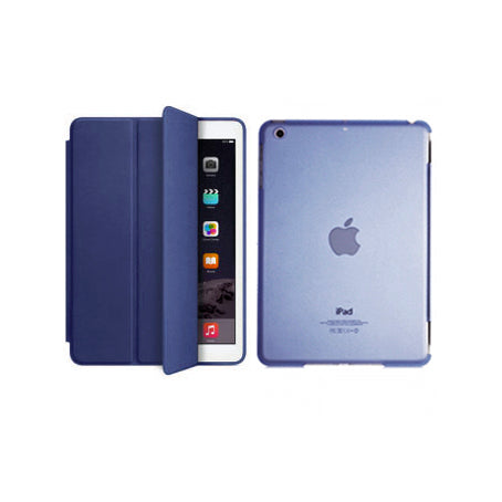 iPad 7 Smart Magnetic Case - Midnight Blue