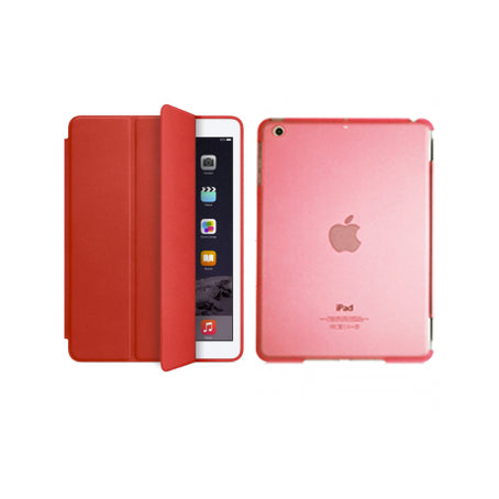 iPad 5 Smart Magnetic Case - Red