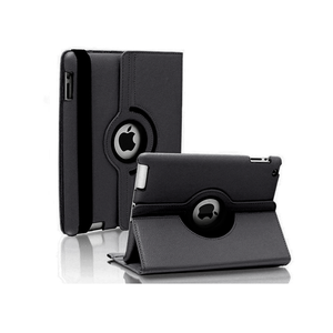 iPad Air 2 Rotatable Case - Black - Tangled - 1