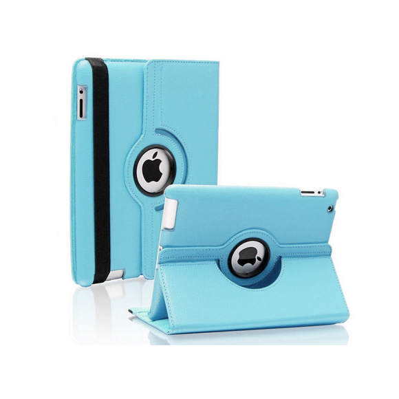 iPad Air 2 Rotatable Case - Blue - Tangled - 1