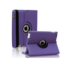 iPad Air 2 Rotatable Case - Purple