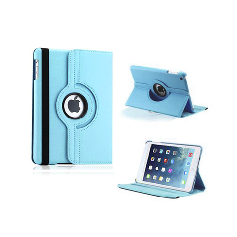 iPad Mini Rotatable Case - Blue