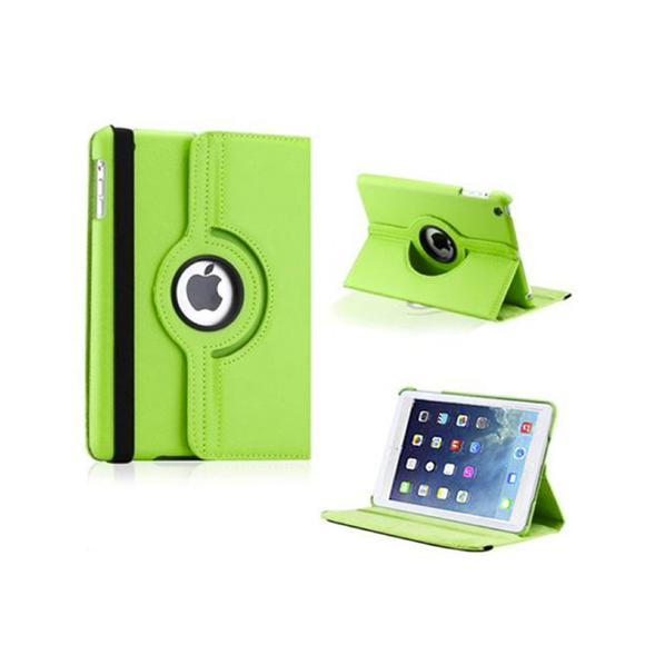 iPad Mini Rotatable Case - Green - Tangled
