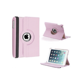 iPad Air Rotatable Case - Light Pink