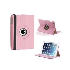 iPad Mini Rotatable Case - Light Pink