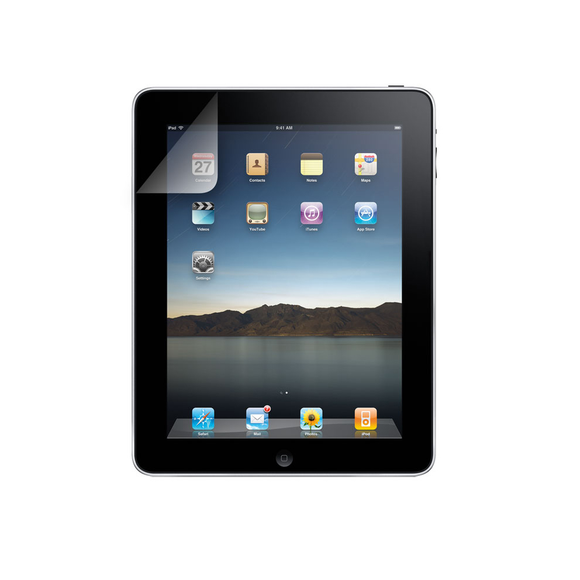 iPad Screen Protector - Tangled