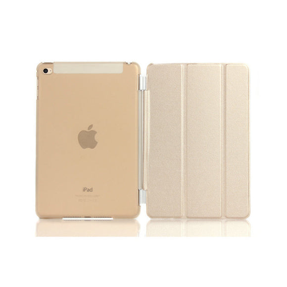iPad 5 Smart Magnetic Case - Gold