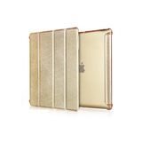 iPad Smart Magnetic Case - Gold - Tangled - 1