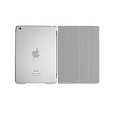 iPad 2/3/4 Smart Magnetic Case - Grey