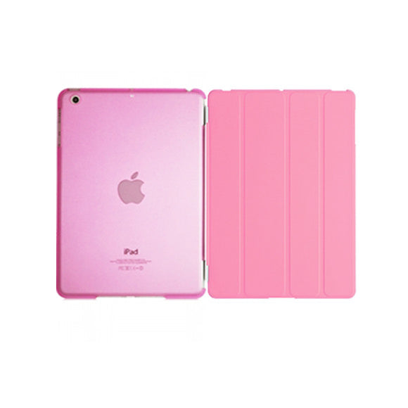 iPad 2/3/4 Smart Magnetic Case - Pink