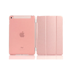iPad 2/3/4 Smart Magnetic Case - Rose Gold