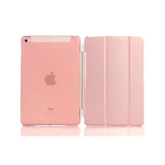 iPad 7 Smart Magnetic Case - Rose Gold