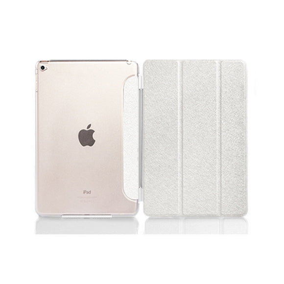 iPad 2/3/4 Smart Magnetic Case - Silver