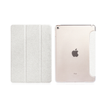 iPad Air Smart Magnetic Case in Silver - Tangled