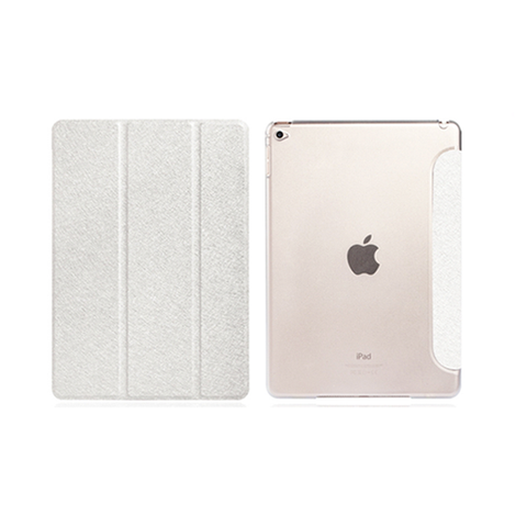 iPad Air Smart Magnetic Case in Silver