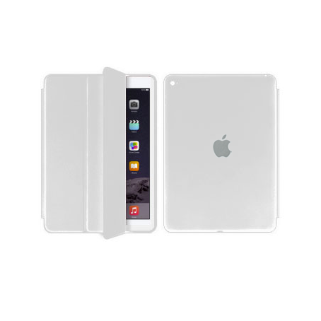 iPad Mini 4 Smart Magnetic Case - White - Tangled