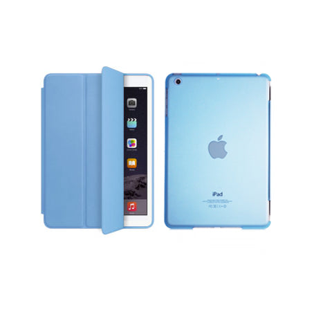 iPad 5 Smart Magnetic Case - Blue