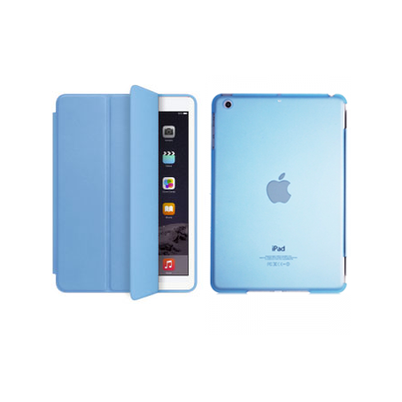 iPad Air 2 Smart Magnetic Case - Blue - Tangled