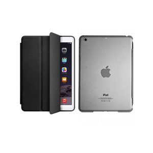iPad Mini 4 Smart Magnetic Case - Black - Tangled - 1