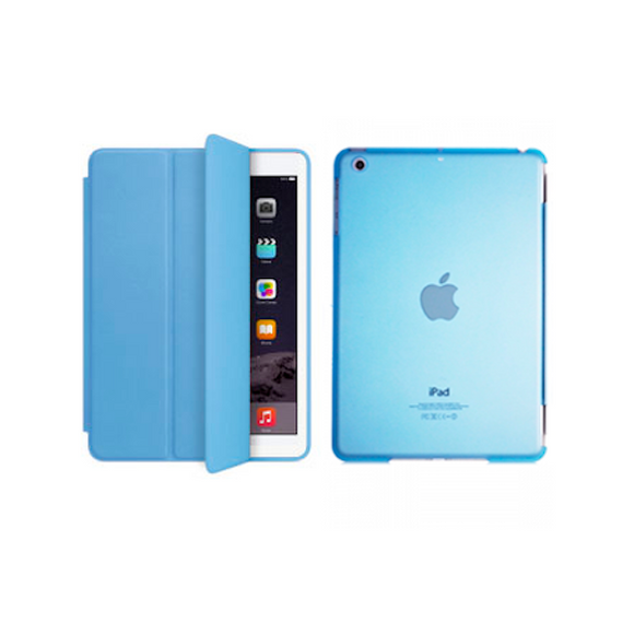 iPad Mini 4/5 Smart Magnetic Case - Blue