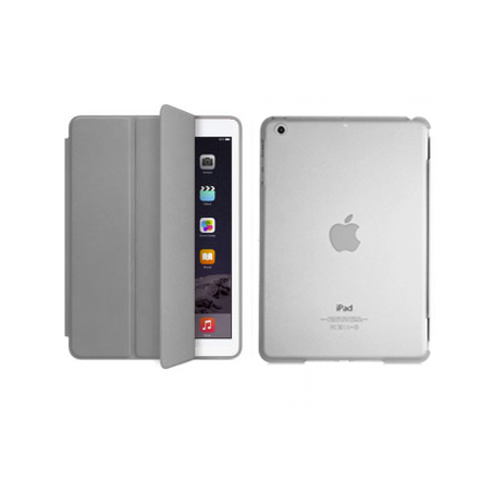iPad Air 2 Smart Magnetic Case - Grey - Tangled