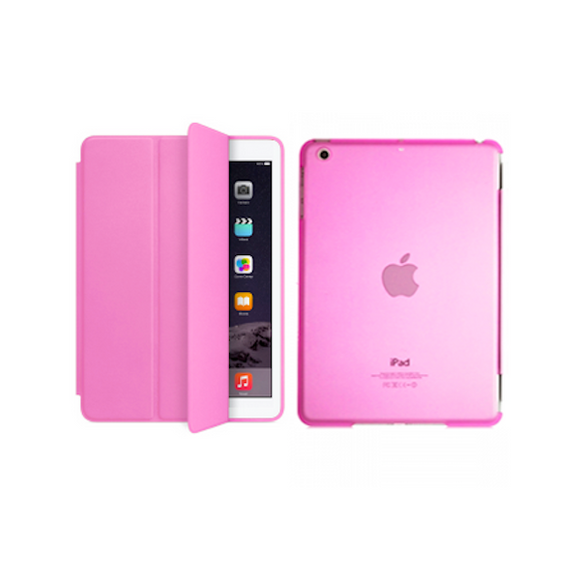 iPad Mini 4/5 Smart Magnetic Case - Pink