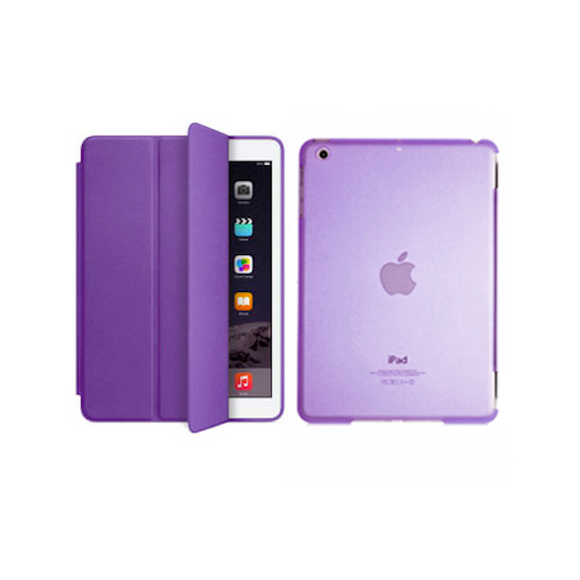 iPad Mini 4/5 Smart Magnetic Case - Purple