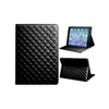 iPad Air 2 Quilt Case - Black