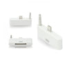 Lightning to 30-Pin Adapter with Audio - White