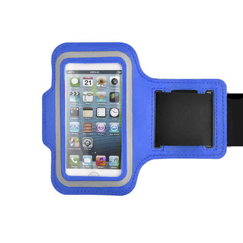 iPhone 5 Armband - Blue