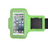 iPhone 5 Armband - Green - Tangled - 1