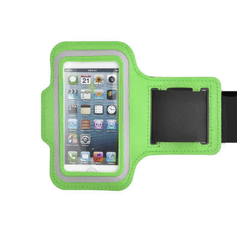 iPhone 5 Armband - Green