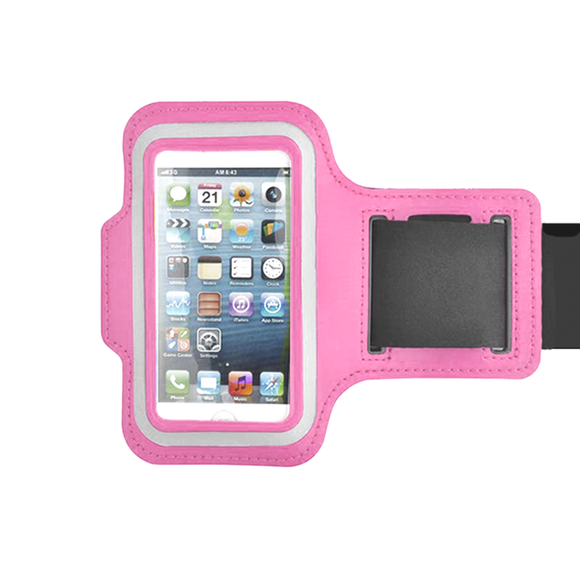 iPhone 5 Armband - Pink - Tangled - 1