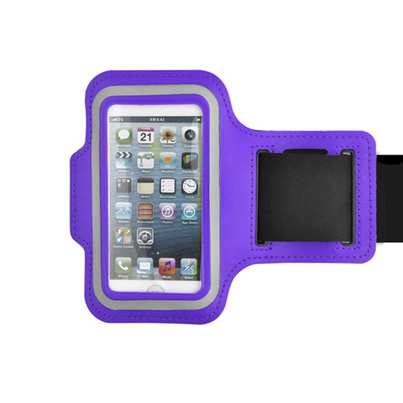 iPhone 5 Armband - Purple - Tangled - 1