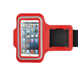 iPhone 5 Armband - Red - Tangled - 1