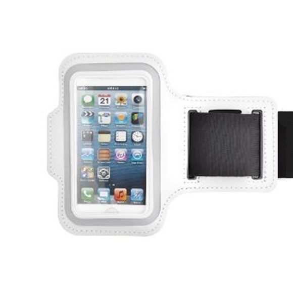 iPhone 5 Armband - White - Tangled - 1