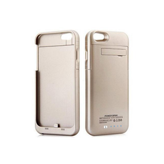iPhone 5/5S/5C Battery Case 2200mAh - Gold