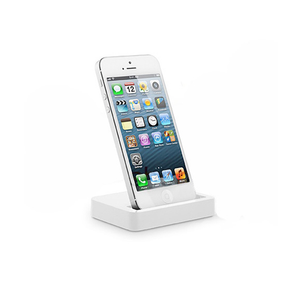 iPhone 5 Dock - White - Tangled - 1