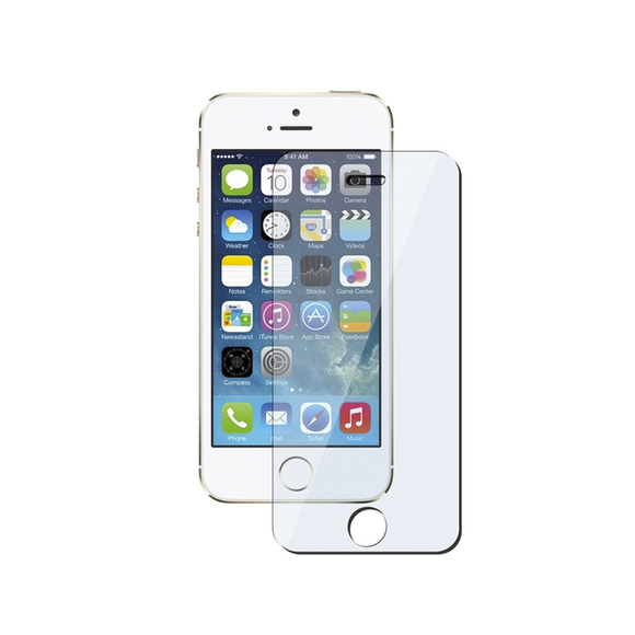 iPhone 5/5S/5C Glass Screen Protector - Tangled - 1