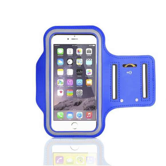 iPhone 6 Armband - Blue - Tangled - 1